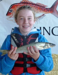Brittany Bourke, a prize winner in the previous Whiting Classic.